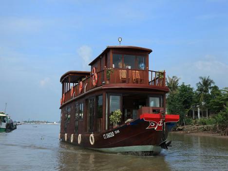 Dragon Eyes River Cruiser – 3 Days 2 Nights – Can Tho – Cai Be