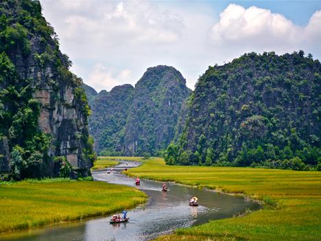 Hanoi – Ninh Binh Daily Tour – 3 Options