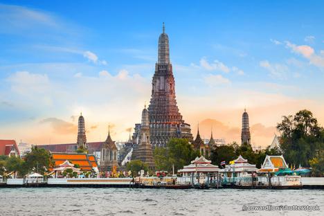 Mekhala Cruise – Program 2 – Downstream Cruise