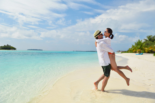 Sun-Kissed Beach Vacation for Honeymooners in 8 Days