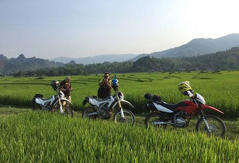 Vietnam Motorbike Tour Ho Chi Minh Trail in 11 Days