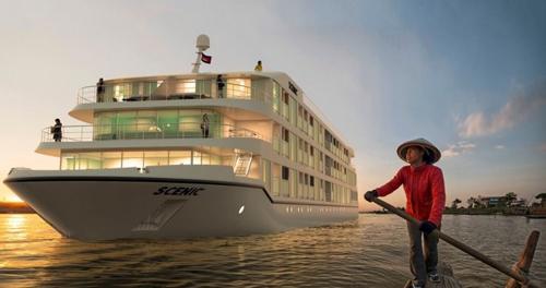 Scenic Spirit Cruise-18 days 17 nights-Journey along the Mekong