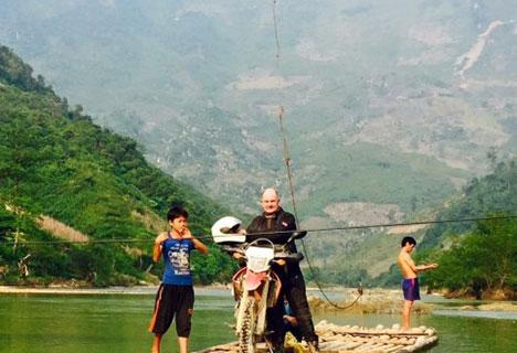 Northwestern Vietnam Short Motorbike Trip in 4 Days