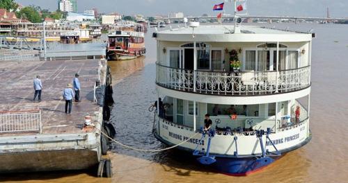RV Mekong Princess Cruise-8 days 7 nights-Saigon-Siem Reap