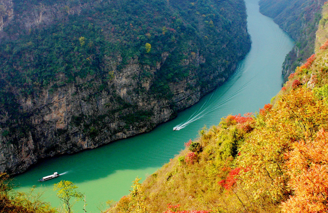 Discover Cities and Cruise Yangtze River in 12 Days